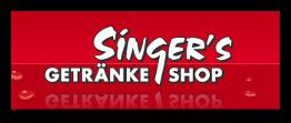 Logo Singers Getränkeshop